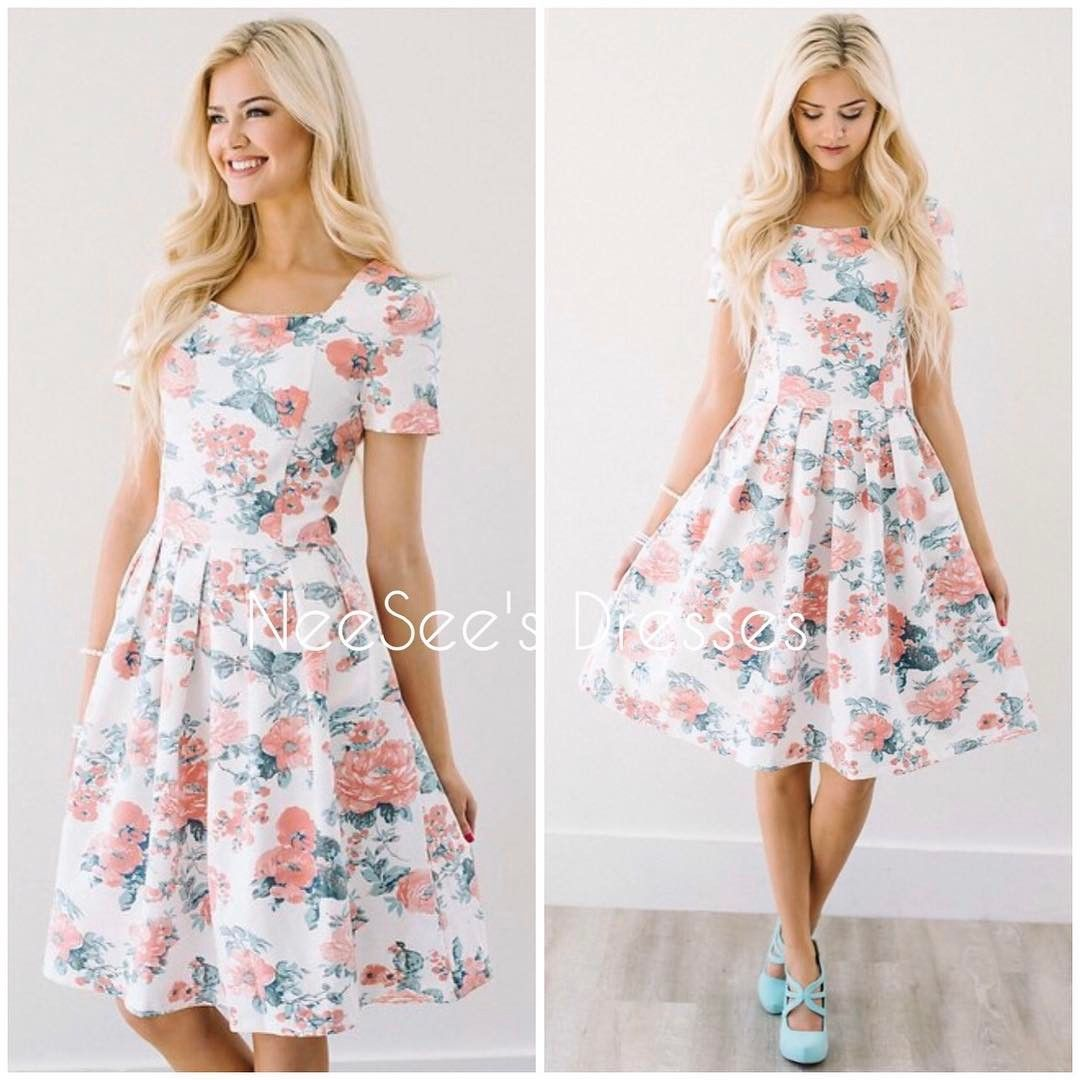 The Avery is quite possibly one of the prettiest dresses we have