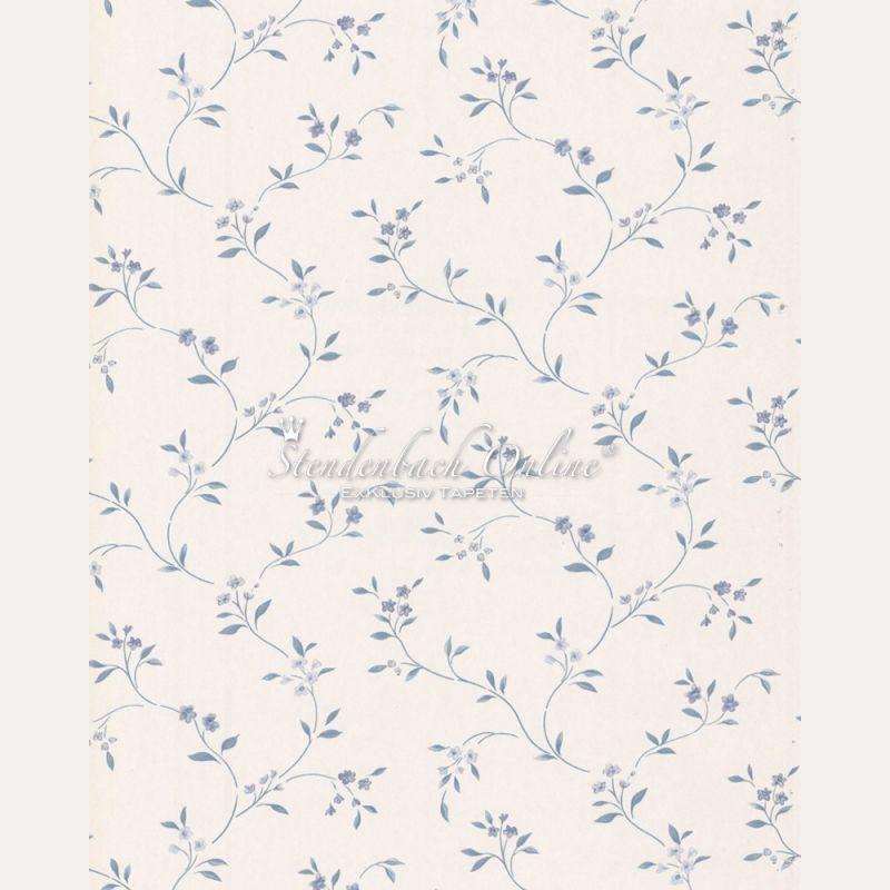 Floral Prints Landhaus Tapeten Blumenranken In 2020