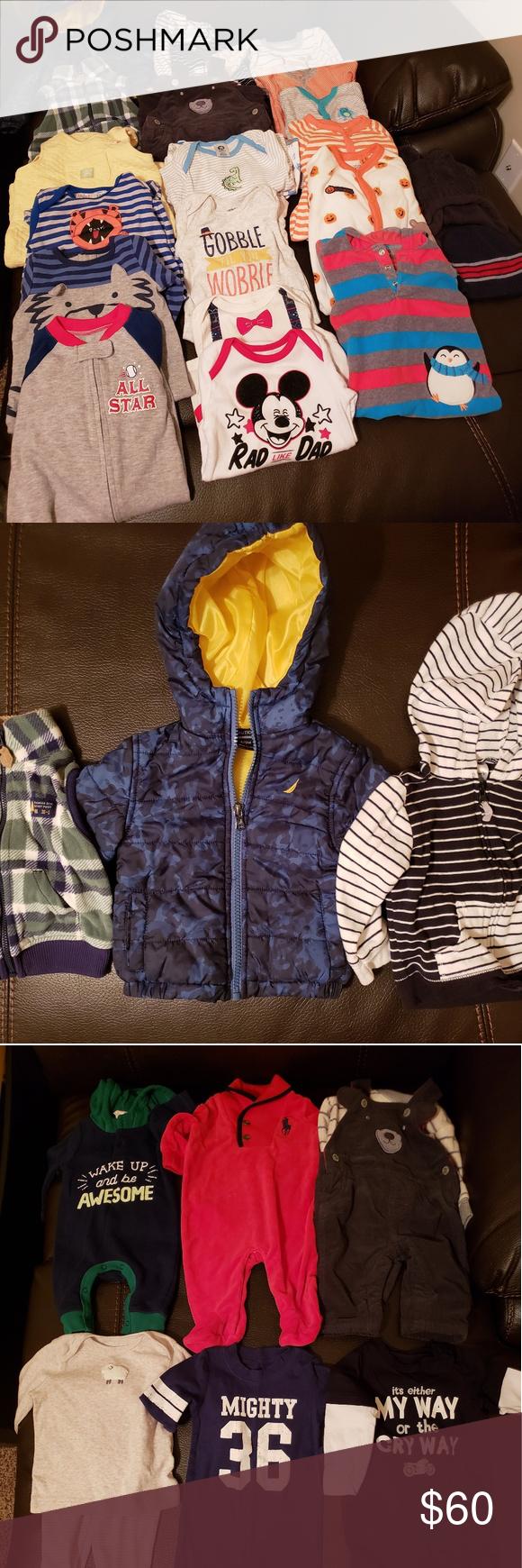 e2207368e688 Baby Boy Winter Bundle!!! Baby Boy Winter Bundle Brands include ...
