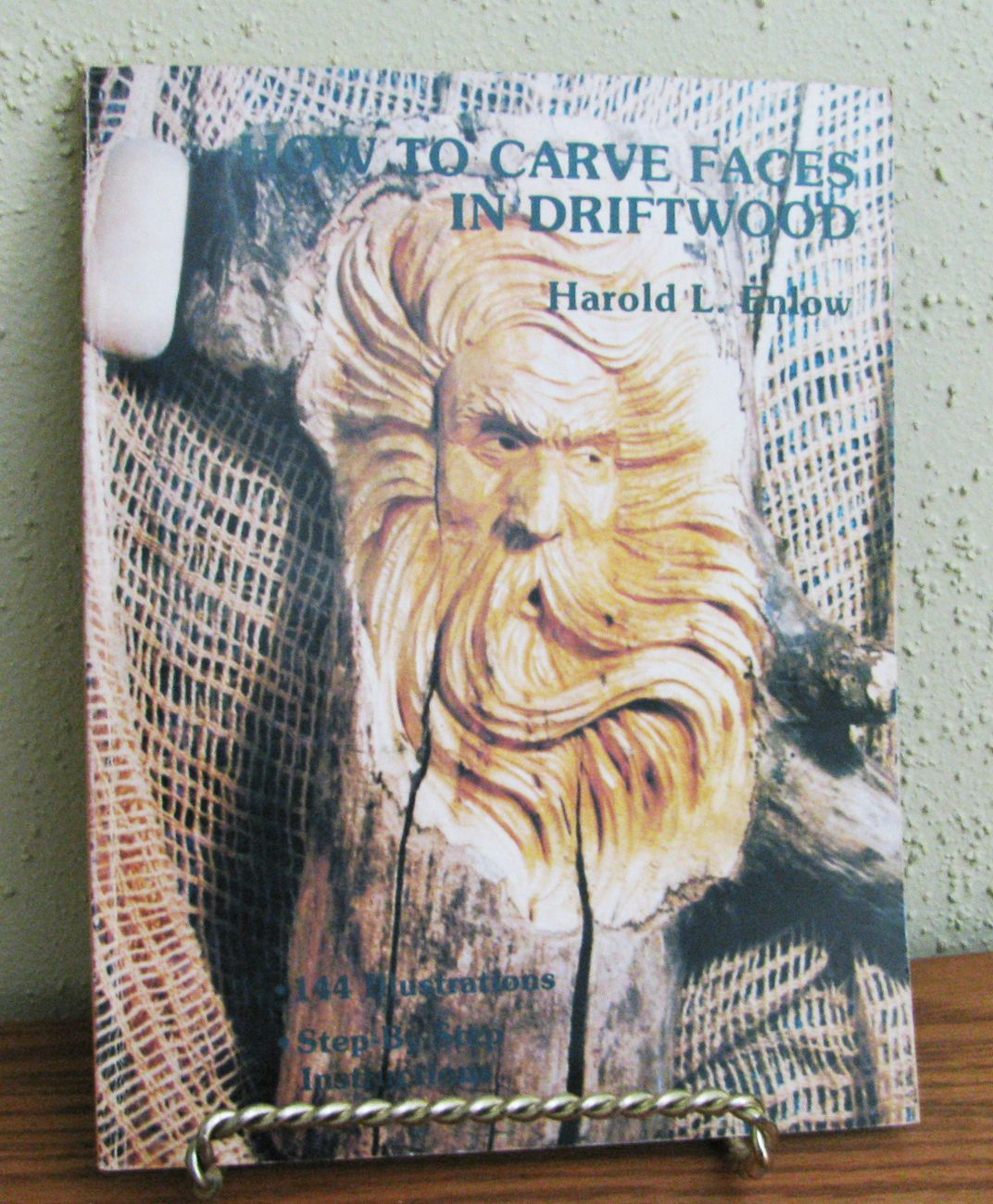 How To Carve Faces In Driftwood
