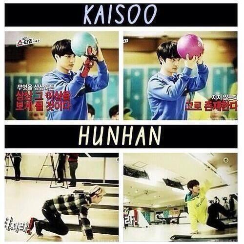 Kaisoo vs Hunhan