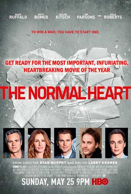Image result for The Normal Heart Movie