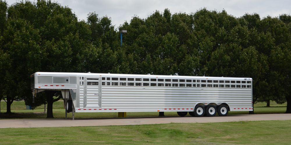 4 Star 40 Custom Ordered Dairy Trailer 800 848 3095