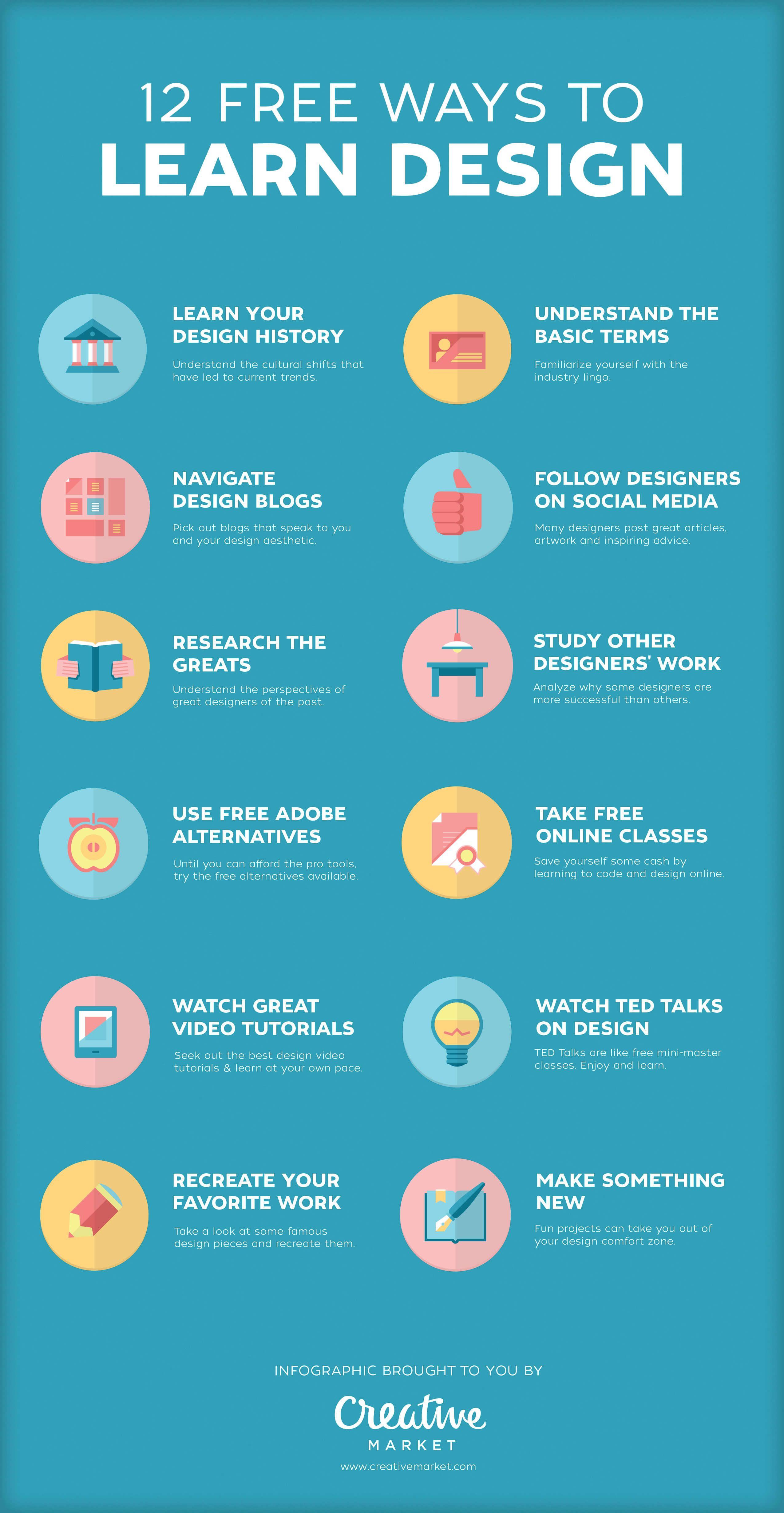 learn design online for