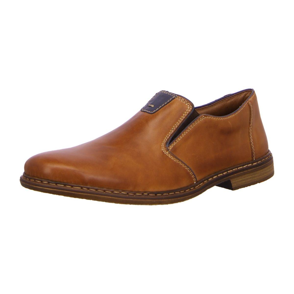 NEU: Rieker Slipper Business Schuhe 13462 25 braun