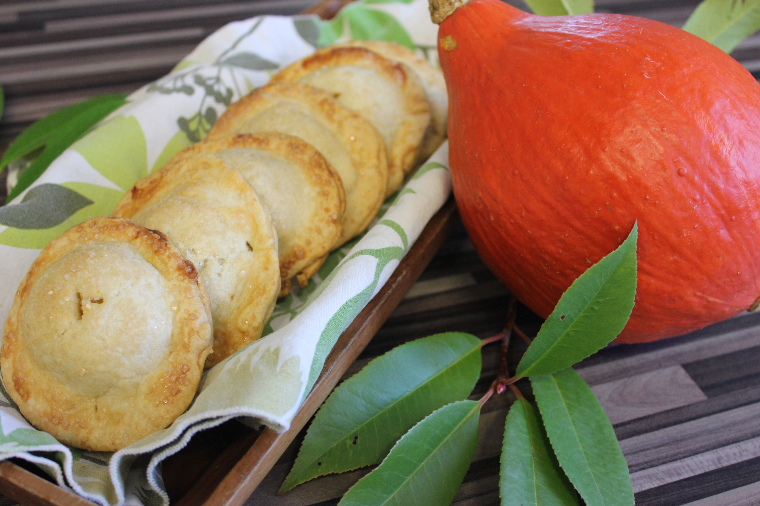 Pumpkin Hand Pies With Professional Chef and Milspouse Jan Parker - Army Wife 101Army Wife 101