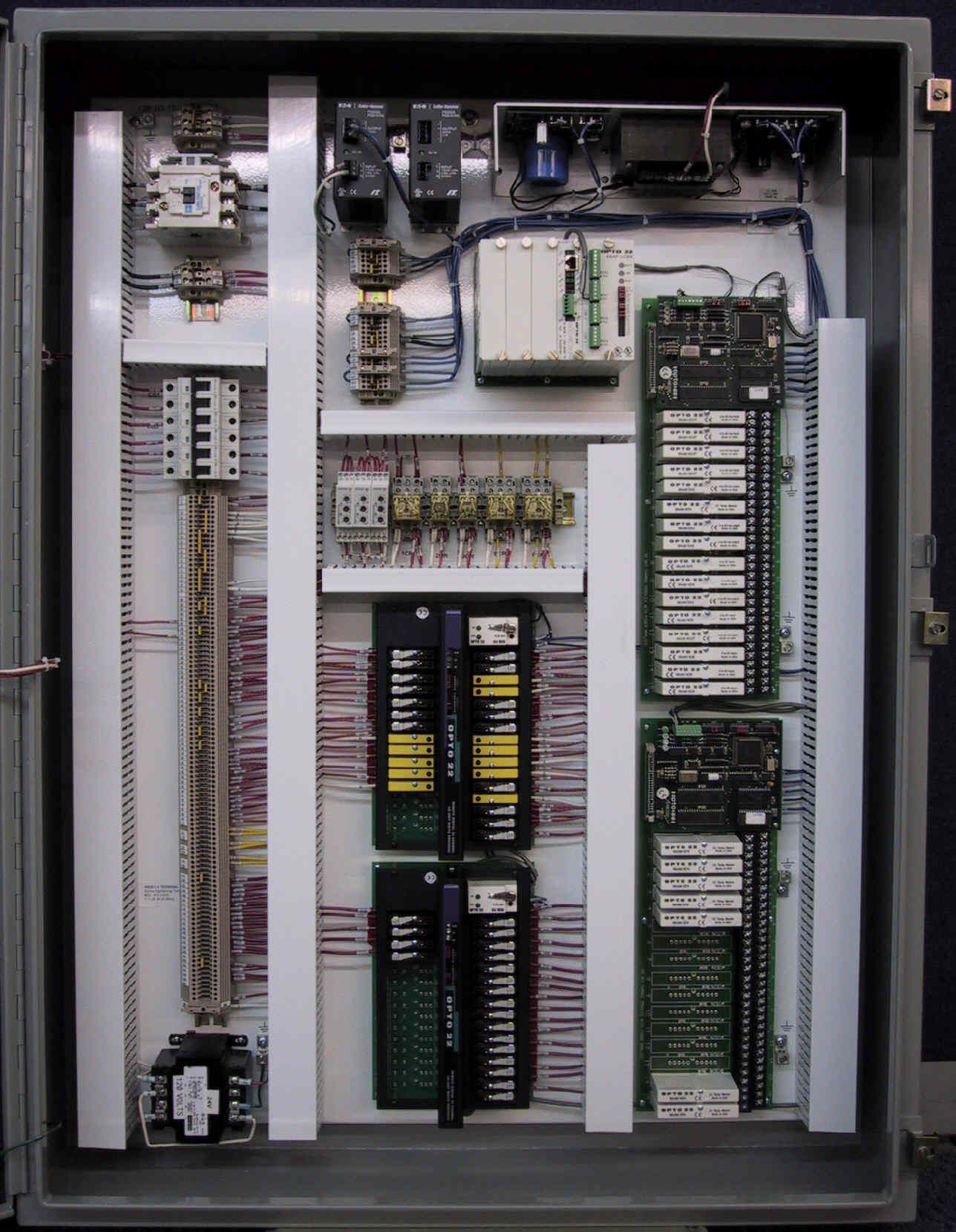 control panel Control Panel, Control System, Process Control, Electrical  Engineering, Electrical Wiring
