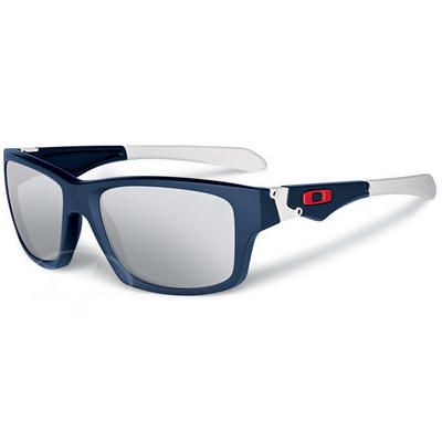 6404d88cd0 Oakley Jupiter Squared 9135-02 matt navy Chrome iridium Sunglasses.. What  you think of these