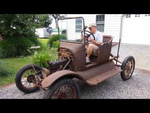 Youtube Old Cars Car Model T