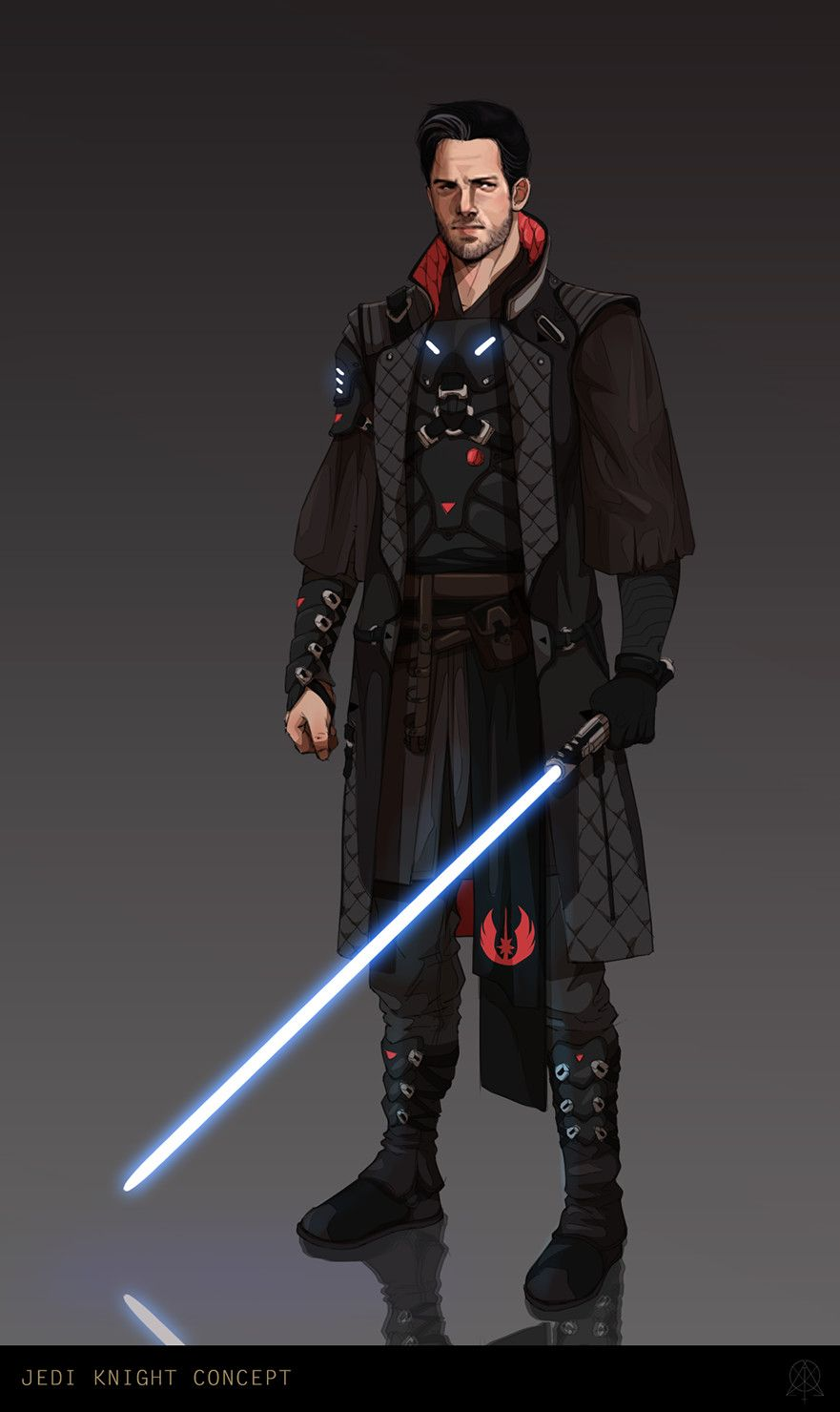 Concept : Jedi Knight , Manilyn Toledana on ArtStation at ...