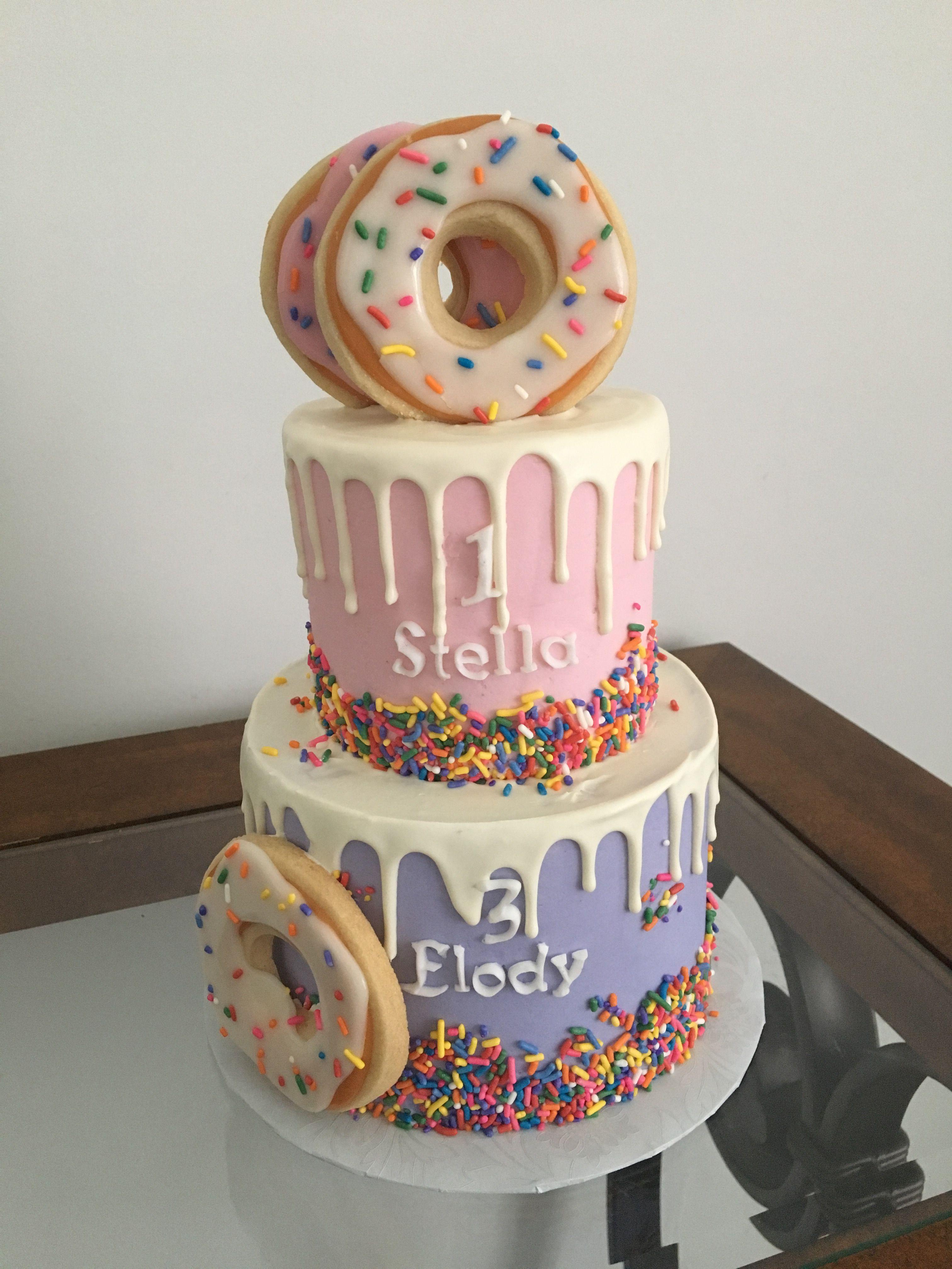 Incredible Donut Grow Up Birthday Cake With Images Donut Birthday Cake Funny Birthday Cards Online Benoljebrpdamsfinfo