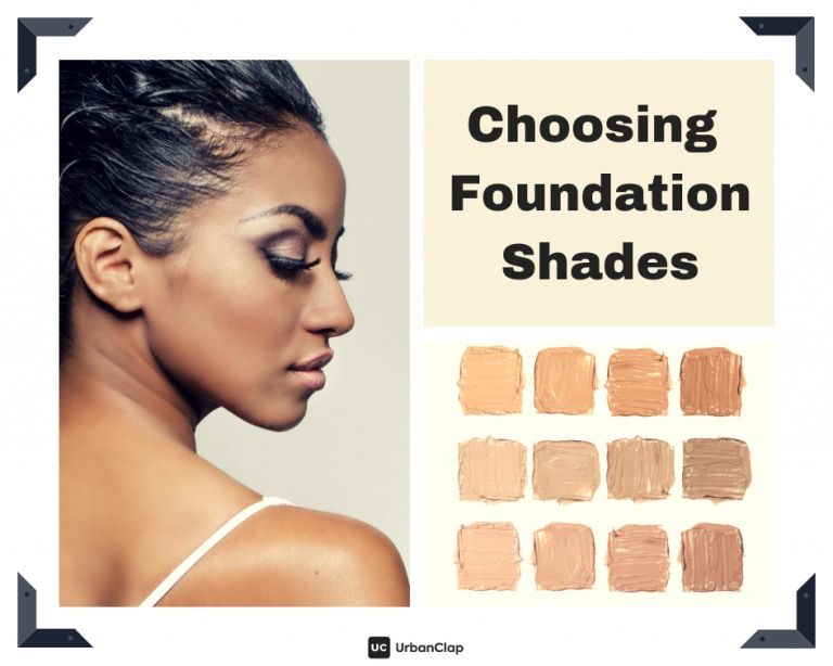 How To Pick The Right Foundation Shade   Back to Beginners