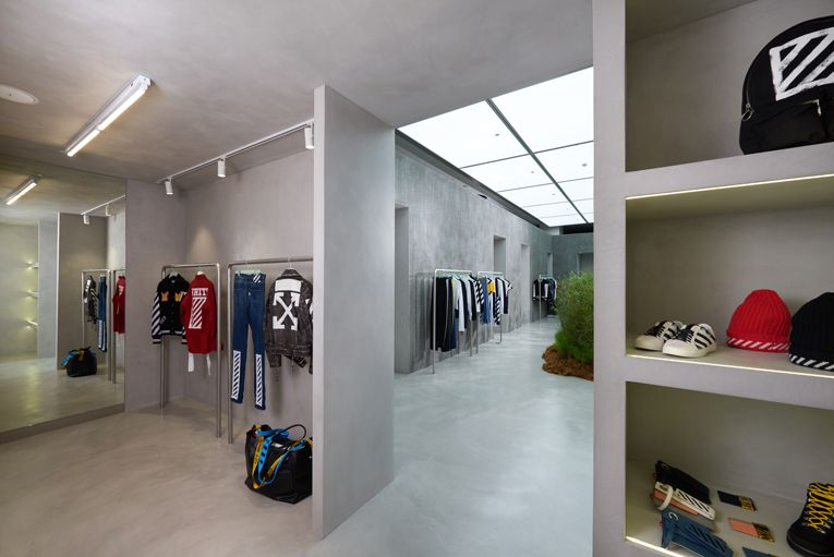 223f3343bbb2 superfuture    supernews    singapore    off-white store opening © off-white