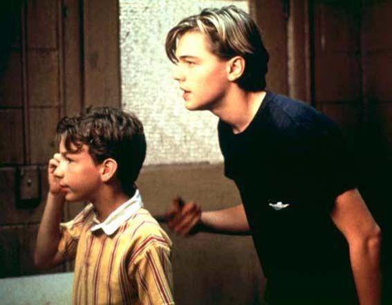 Leonardo DiCAPRIO - 1995 Marvin's room / Simples secrets - © cinealan