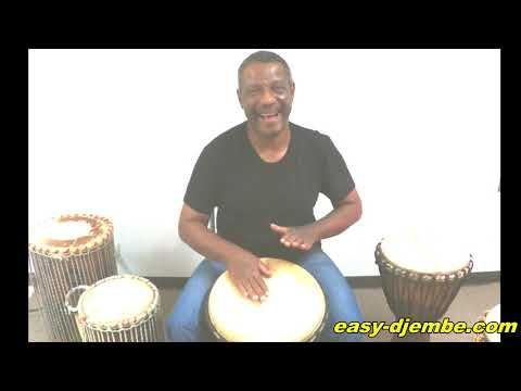 Easy djembe voeux 2020 #voeuxbonneannée