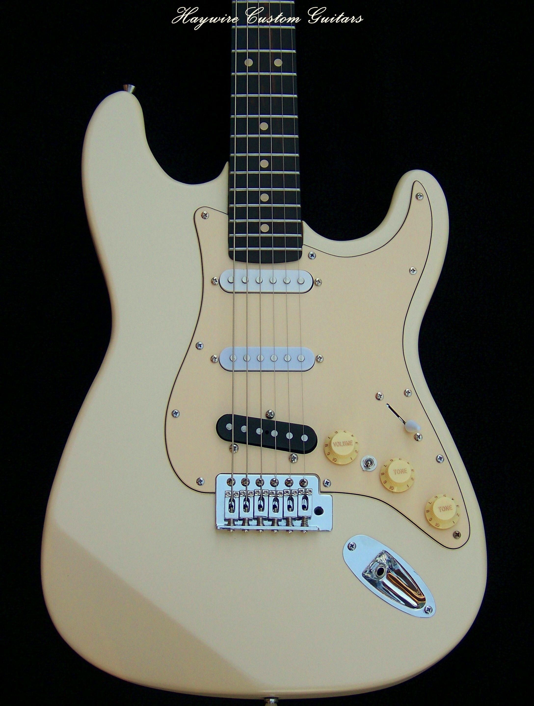 http://www.haywirecustomguitars.com Haywire Custom Guitars USA ...