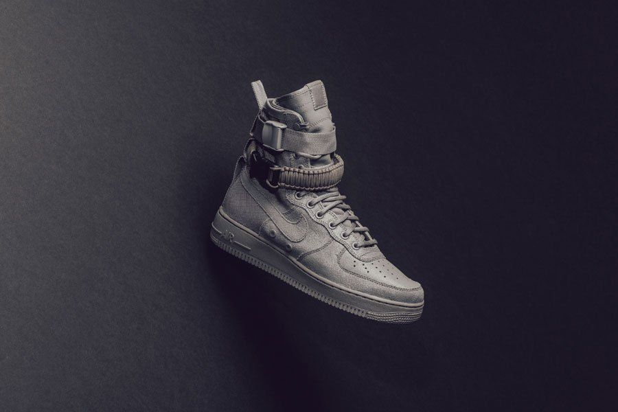 Nike SF-AF1 Special Field Air Force 1 Desert Camo and Dust Closer Looks 7cc05bde7