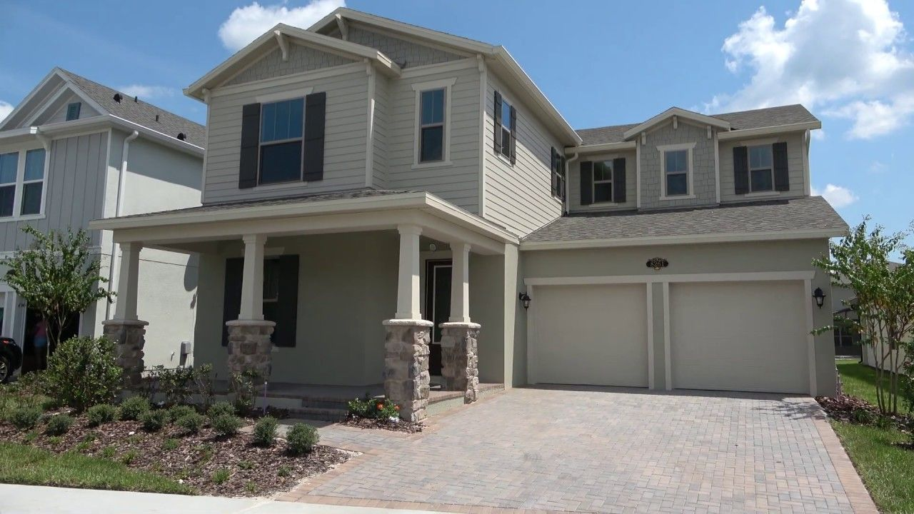 Windermere Isle Beazer Home For Sale Cascade Model