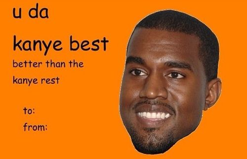 pinterest makaylul valentine cards Pinterest – Kanye West Valentine Cards