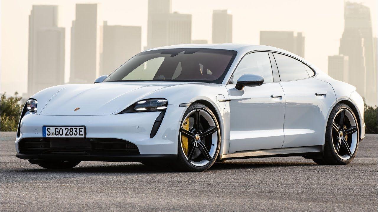 2020 Porsche Taycan 4s Porsche Taycan Electric Sports Car Porsche