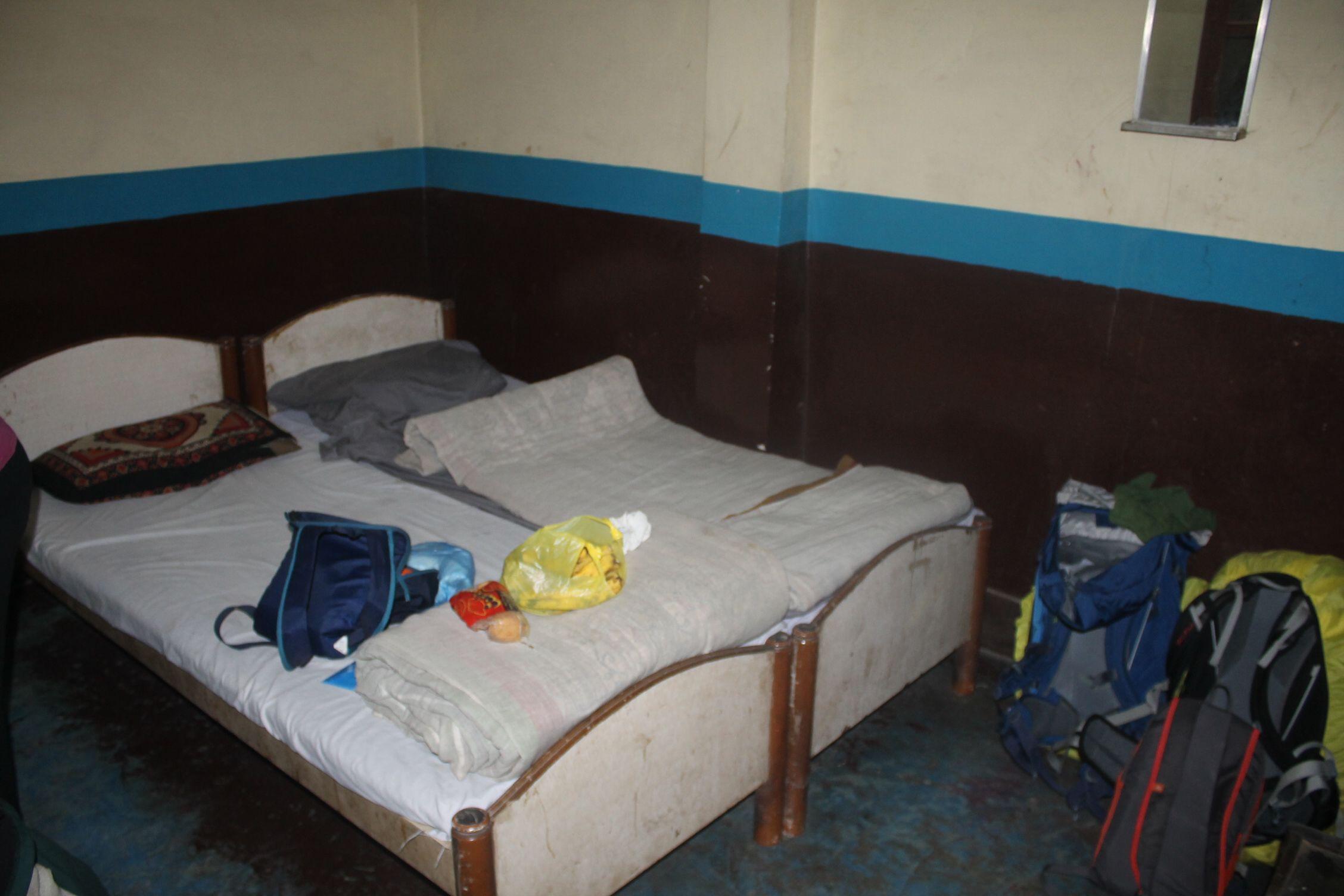 La peor habitación