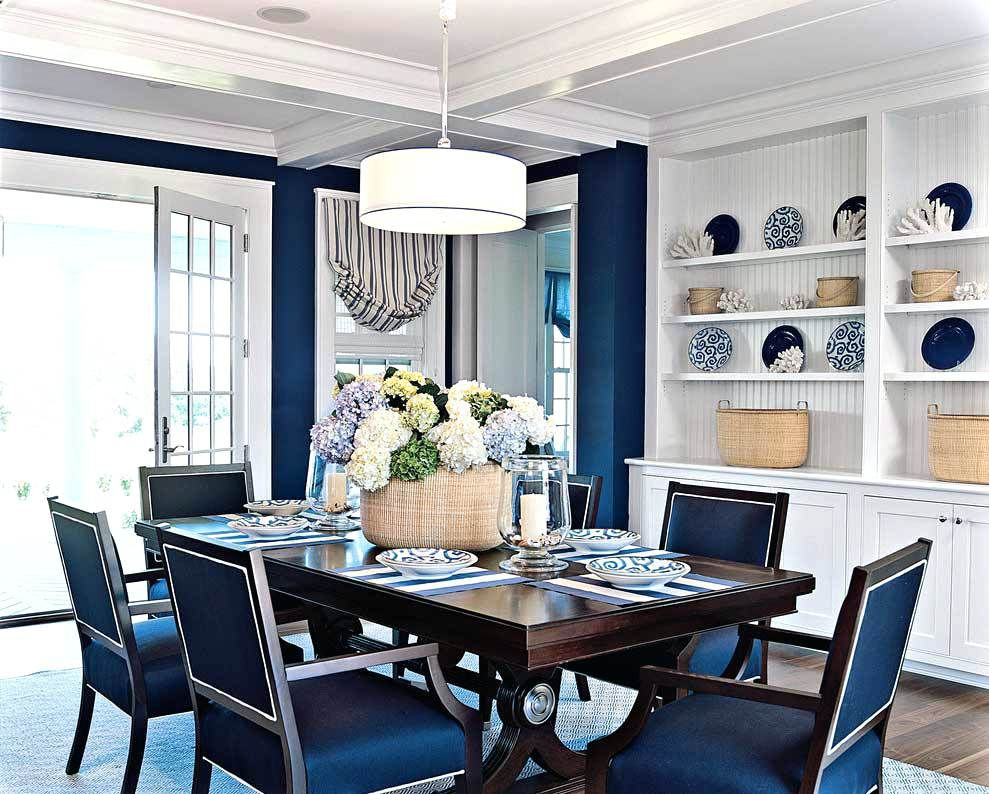 Blue Dining Room Table Image Of Blue Dining Room Sets Blue Dining Room Chairs Houzz Classy Dining Room Elegant Dining Room Dining Room Blue