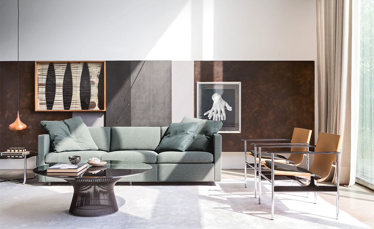 Platner 36 Platner Side Table Furniture Design Warren Platner Coffee Table #spongebob #living #room #chair