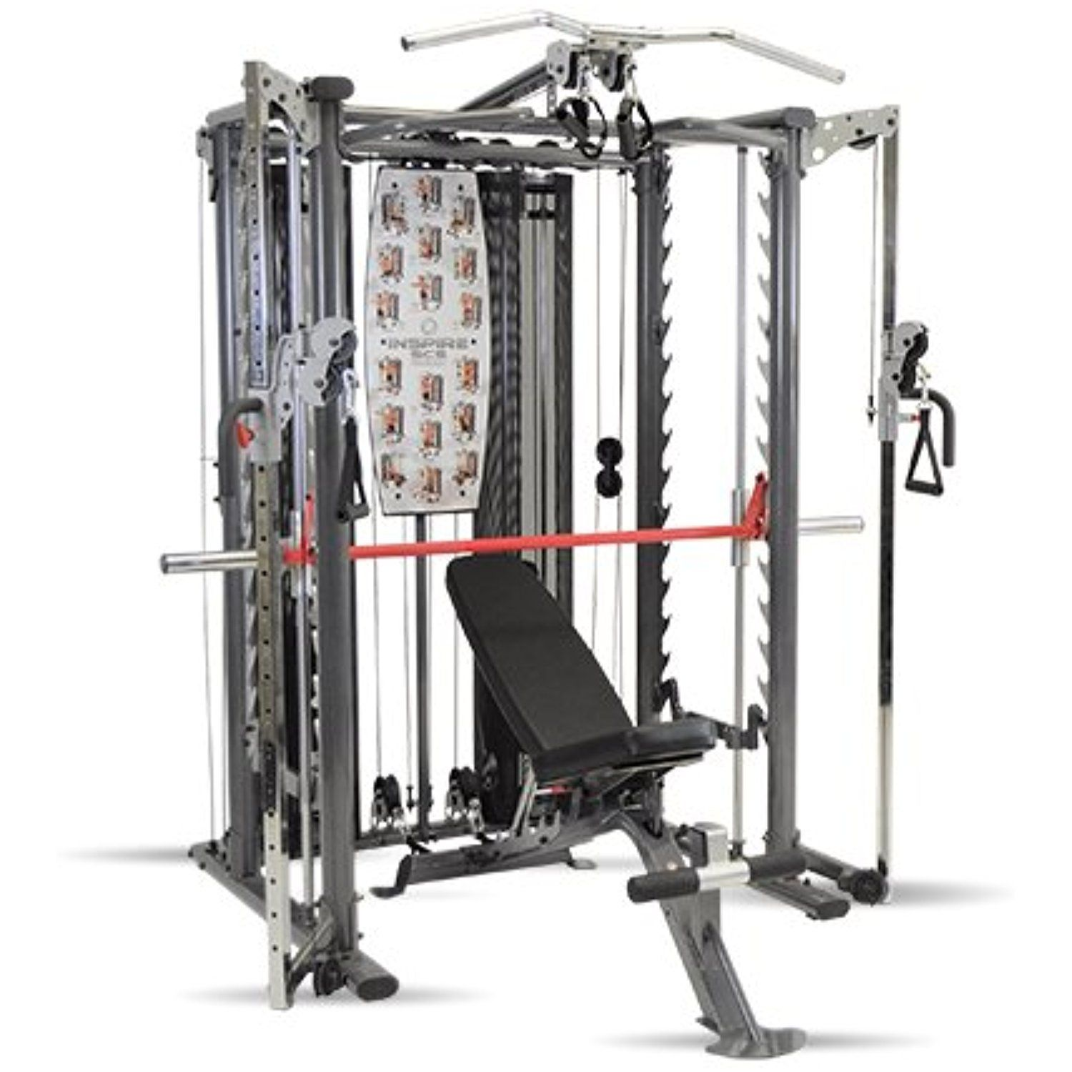 Inspire fitness scs smith system cage system