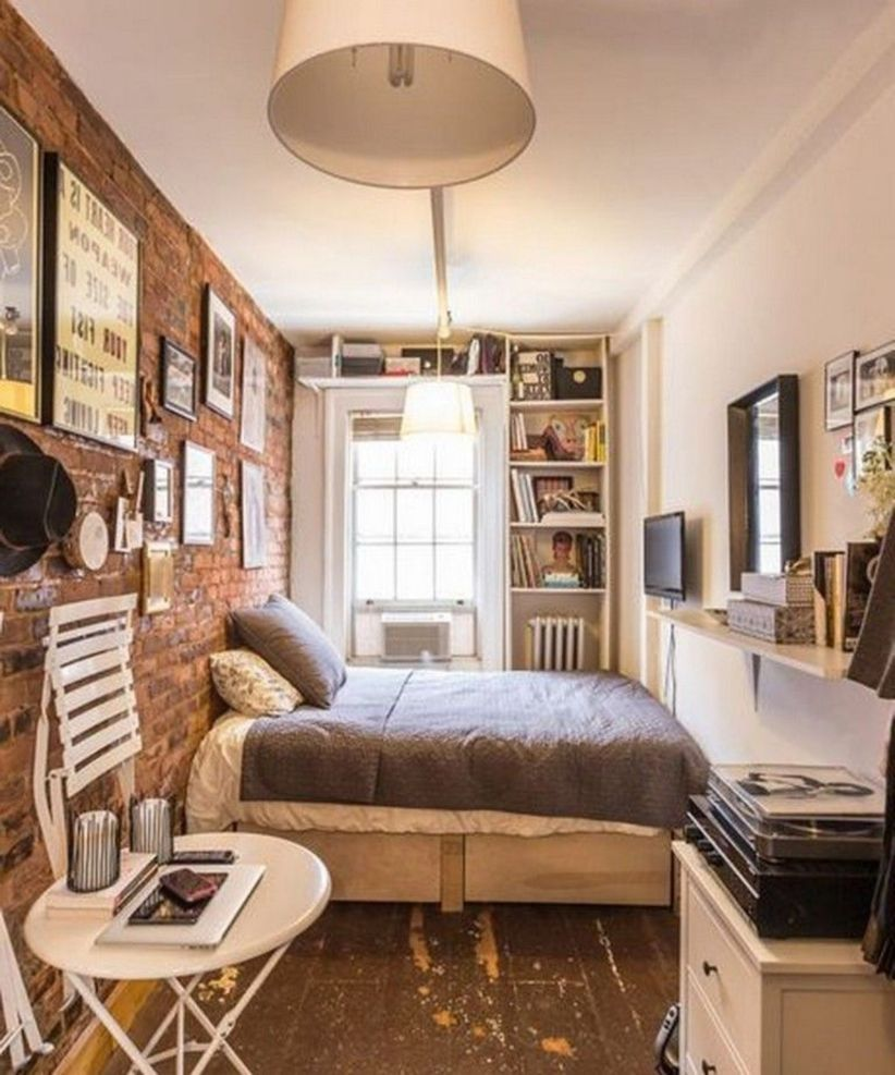 40 Small Apartment Decorating Inspirations On A Budget images