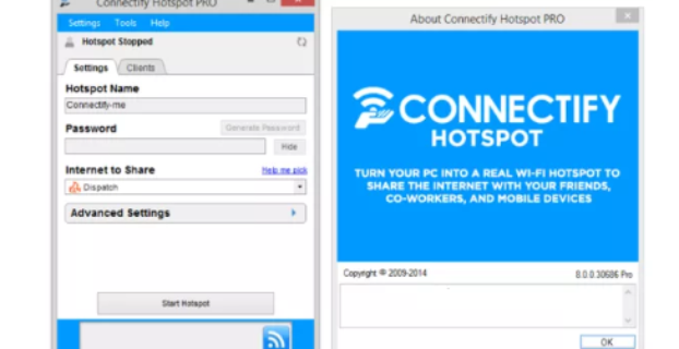 Connectify Hotspot Free Download Free Download Hot Spot Download