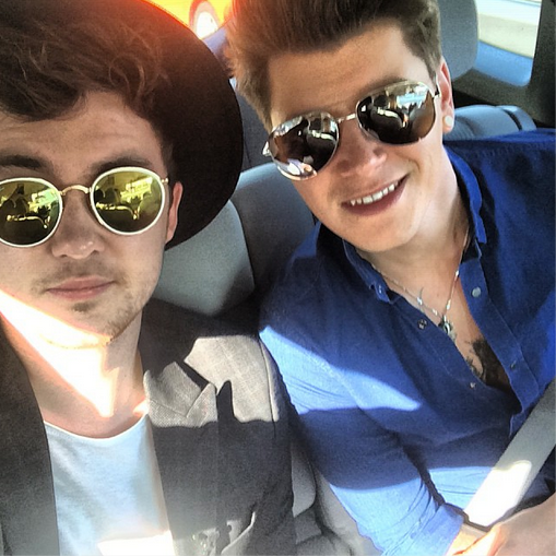 On our way to @santamonicaplc! Who's coming?