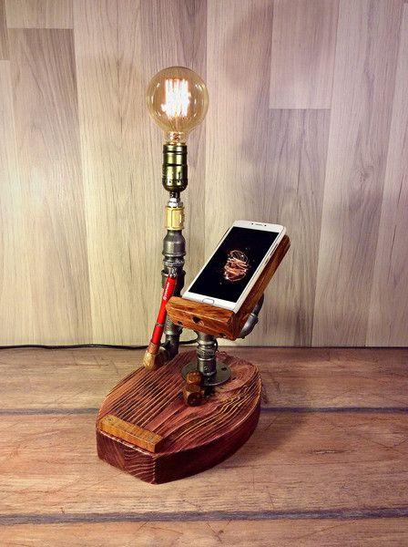 Unique table lamp desk lamp phone holder unique table lamps unique table lamp desk lamp phone holder unique table lamps phone holder and desk lamp aloadofball Gallery
