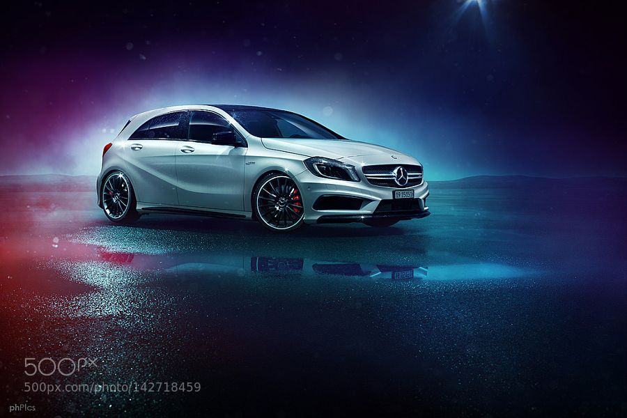 Mercedes A45 AMG #2 by ph-pics