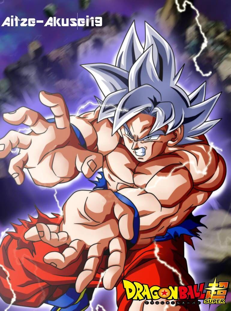 Goku Ultra Instinto Kamehameha By Aitze Akusei19 Anime Dragon Ball Super Anime Dragon Ball Goku Dragon Ball Super Manga