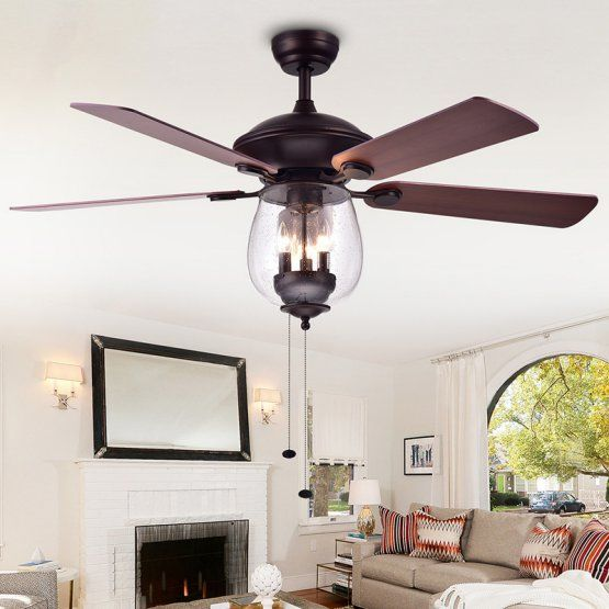 Warehouse of Tiffany Tibwald 52 in Indoor Ceiling Fan Things For