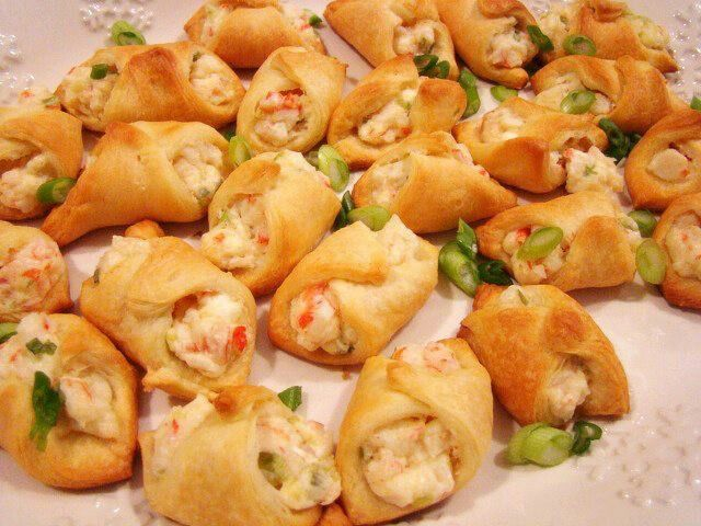 Mimi crab rolls