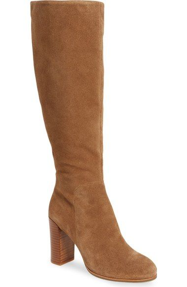 Kenneth Cole New York Justin Water Resistant Knee High Boot (Women) available at #Nordstrom