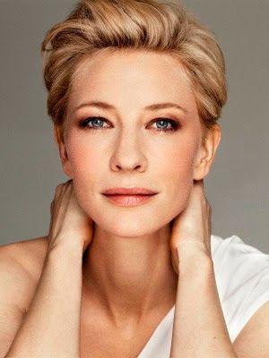 Cate Blanchett Pixie Haircut Google Search Short Hair