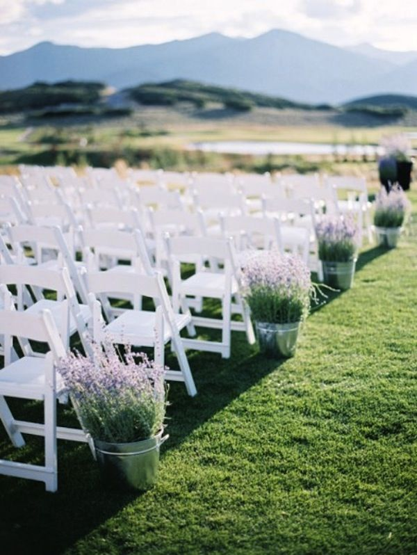 { Ask Cynthia }: Wedding Inspirations | Ceremony Decor