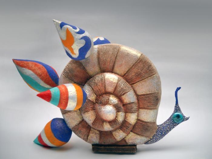 paper mache art - Pesquisa Google