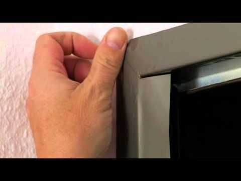 Zargenfolie -Türzargen bekleben statt lackieren - Tür Folien - badezimmer fliesen berkleben folie