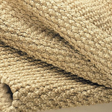 Jute Rug Pad Home Decor