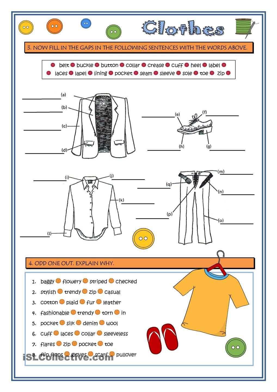 CLOTHES PART 2