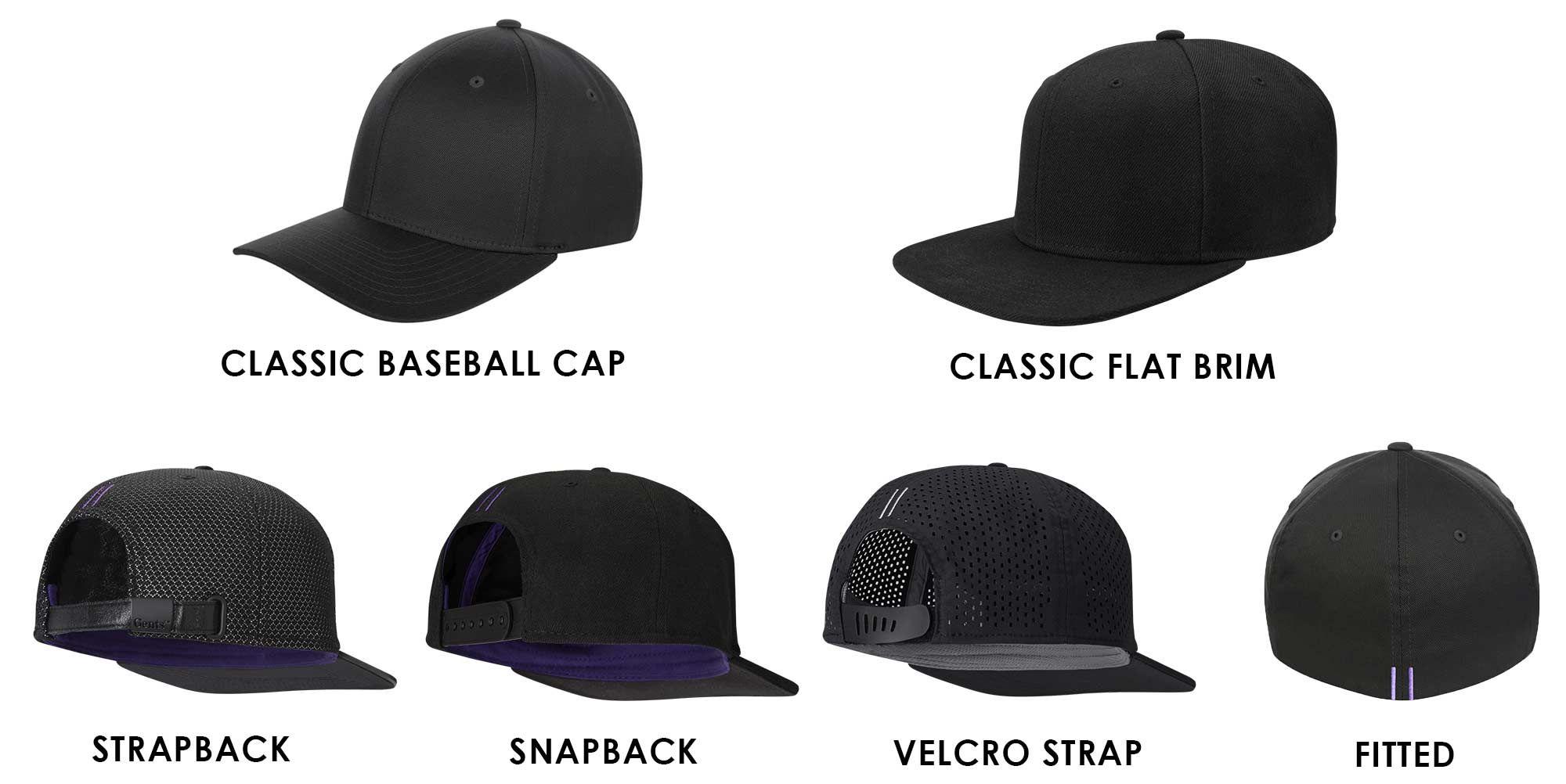 dafba3329ae1e Style Guide Flat Brim Hat