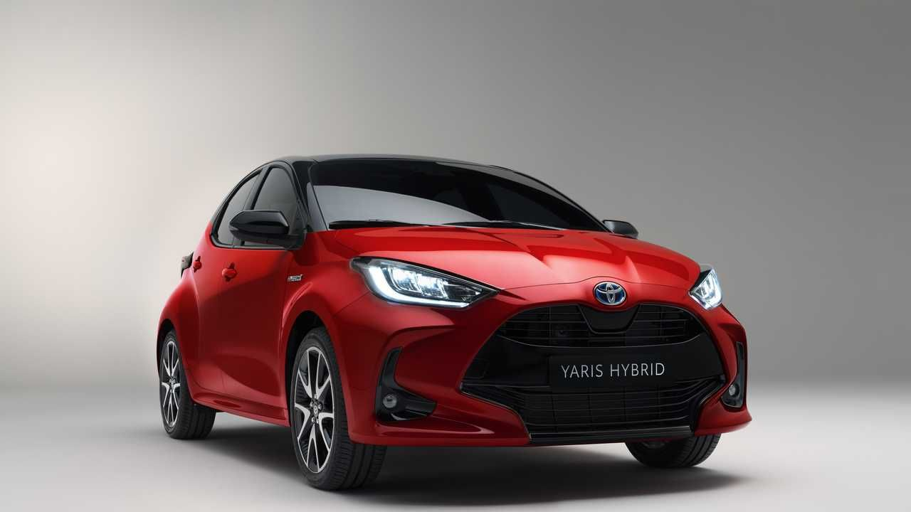 46 Top 2020 Toyota Yaris Redesign And Review Di 2020 Toyota