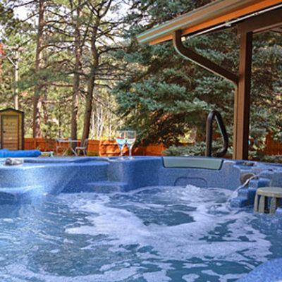 Big Thompson Pool Cabin, Estes Park, CO