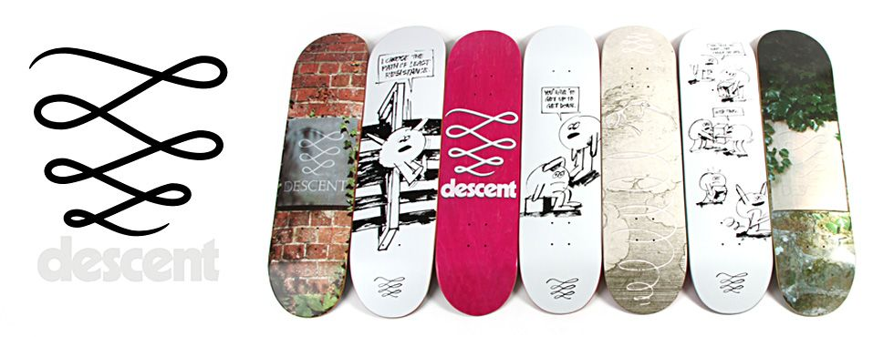 Descent Skateboards are now in! Hit up the blog for a little over view of the dope product. www.routeone.co.uk/blog/
