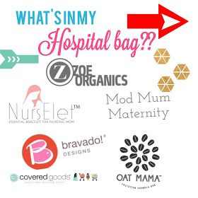 Mommy on the Mound: So You're Pregnant! Part 2: Packing Your Hospital Bag