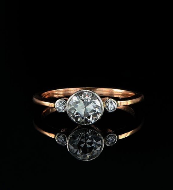 Most Beautiful Engagement Rings Yellow Gold Vintage Engagement Rings