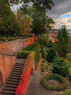 Praga Castle Gardens - República Checa.